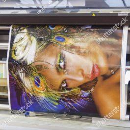 Lona 100 x 70 cm impresa a color