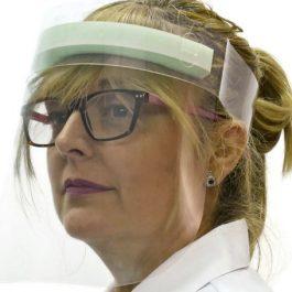 Máscara de Protección Facial en PVC