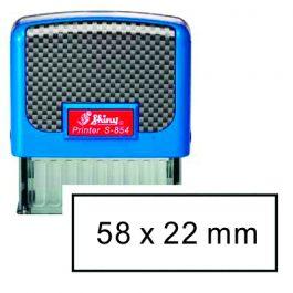 Shiny S-854 – 58×22 mm